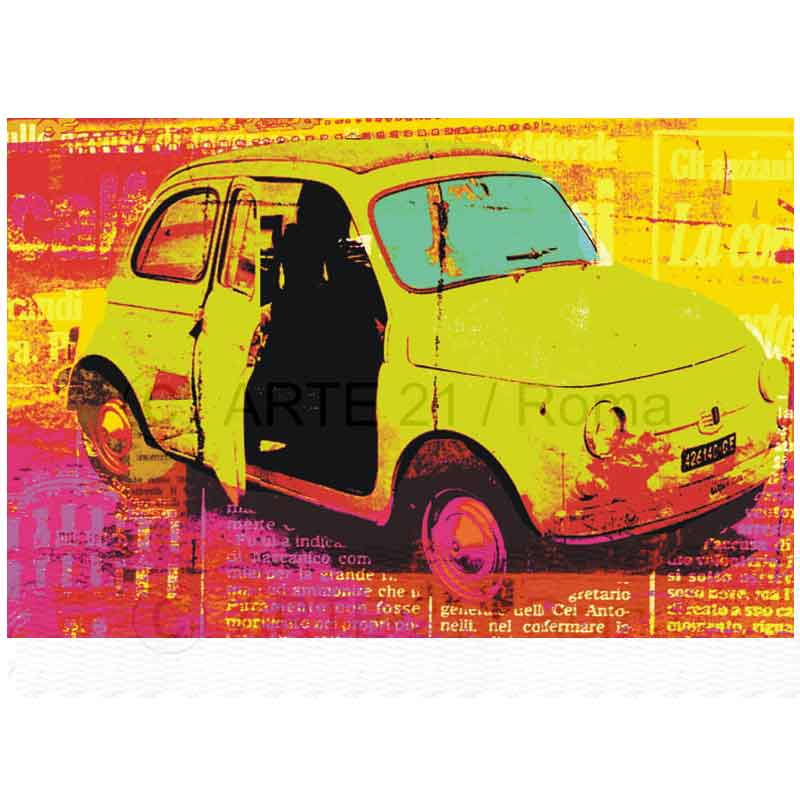 spesso Quadri Pop Art ZA64